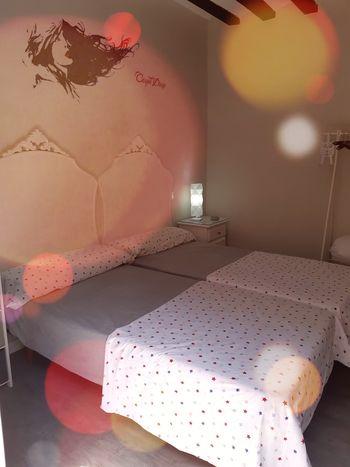 cama doble portales