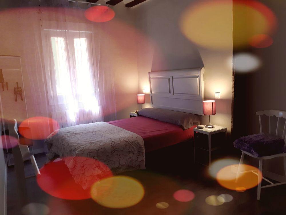 habitacion cama individual portales